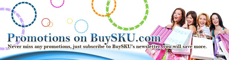 Promotions on BuySKU.com